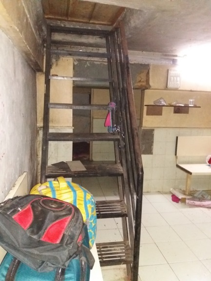 Hidden Stairway Trafficking